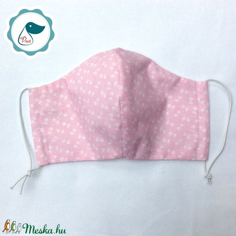 Egyedi szájmaszk - gyerek szájmaszk - textil szájmaszk - egészségügyi szájmaszk (Pindiart) - Meska.hu