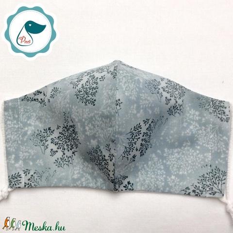 Egyedi mintás - felnőtt női és teenager szájmaszk - textil szájmaszk - egészségügyi szájmaszk (Pindiart) - Meska.hu