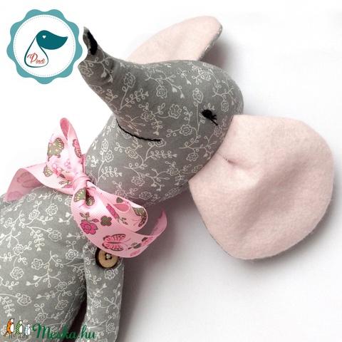 Egér lány - Egyedi tervezésű kézműves textil játék - pandamaci játék -  egér textilfigura - Meska.hu