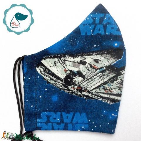 Egyedi star wars maszk - felnőtt női és teenager maszk - textil szájmaszk - egészségügyi szájmaszk - Meska.hu