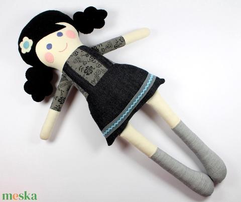 Lány Baba Rongybaba Játékbaba  Textiljáték Lotti (poppydolls) - Meska.hu