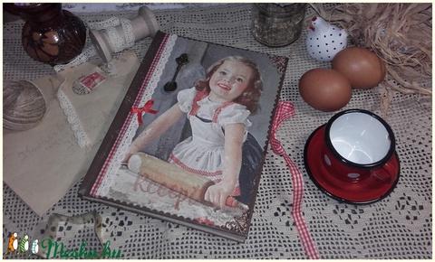 receptes könyvecske , nagyi sütijeinek! (pozsgigi) - Meska.hu