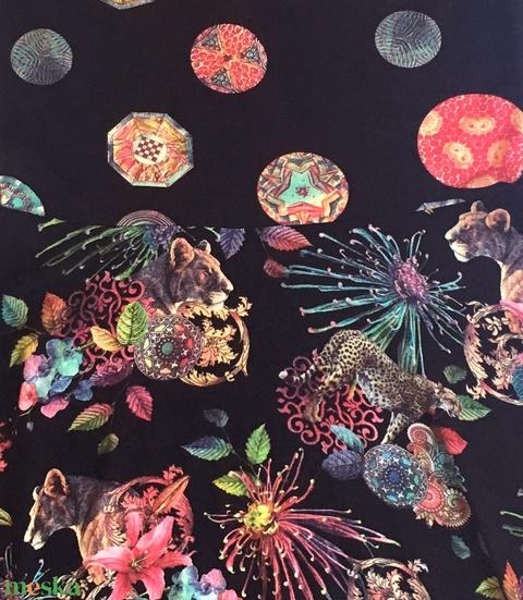'Jungle' ruha (psycat) - Meska.hu