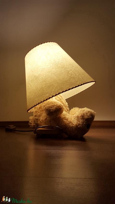 Maci lámpa (PunkTrek) - Meska.hu