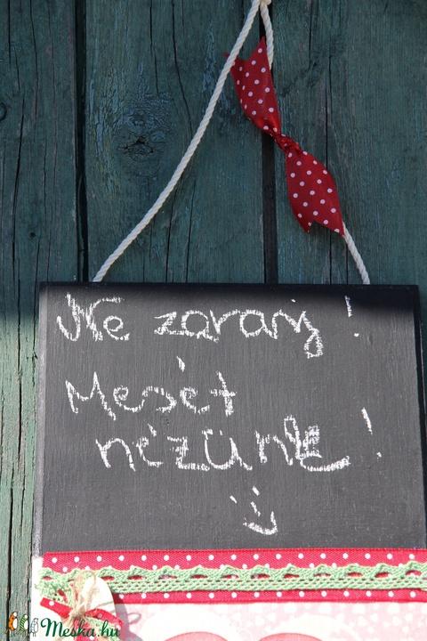 Ajtódísz kislányszobákra   :-)  - Meska.hu