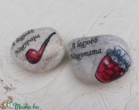 Nagyanyónak. :-) - Meska.hu