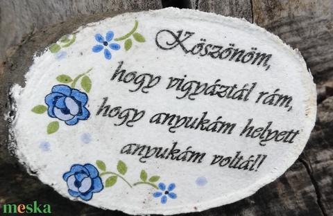 Köszönet az Óvónéninek és a Dadusnak.  :-) - Meska.hu