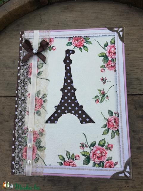 Fotóalbum, Eiffel-toronnyal. :-) - Meska.hu