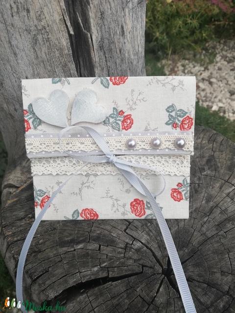 Romantikus boríték esküvőre, ballagásra, ünnepi alkalmakra. :-) - Meska.hu