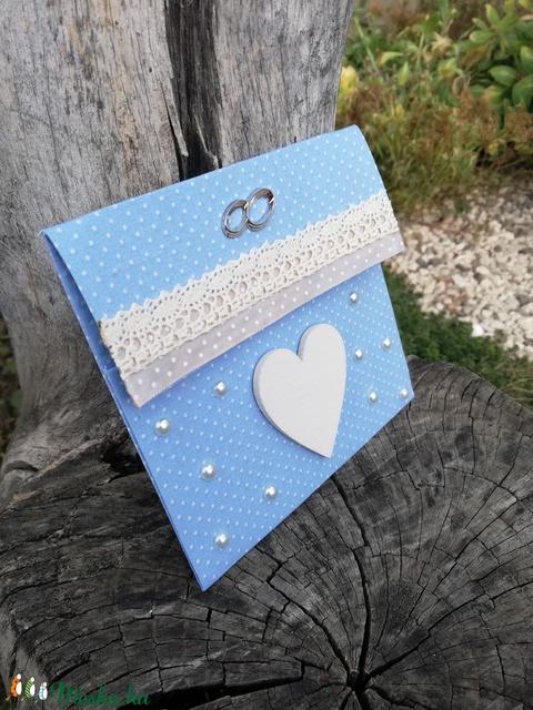 Pénzátadó boríték, feliratozva, esküvőre, ballagásra, ünnepi alkalmakra. :-) - Meska.hu