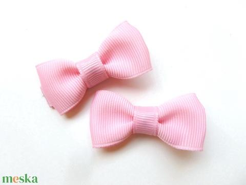 Csokornyakkendő masnis hajcsat, hajgumi, hajpánt, kitűző (RibbonLove) - Meska.hu