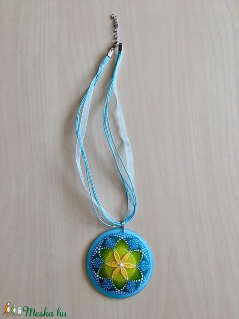 Mandala medál (Ritkaa) - Meska.hu