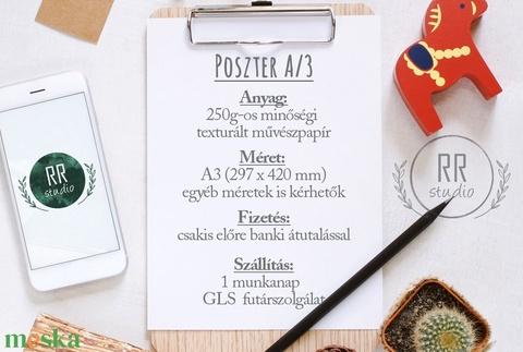 Poszter A4, Edzőtermi motivációs idézet, házi áldás, edző, Print, Falikép, fitness, súlyzó, erő, kép, iroda, work, munka - Meska.hu