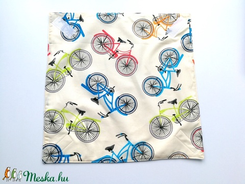 1 db biciklis újraszalvéta - tépőzáras újraszalvéta - vízhatlan újra-szalvéta - mintás újraszalvéta - wrap bag  (Ruciwebshop) - Meska.hu