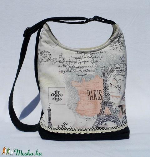 PÁRIZS - női táska (smagdi) - Meska.hu