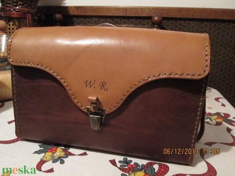 Férfi{női is lehet} kozmetikai táska,de akár kézi táska is lehet - Meska.hu