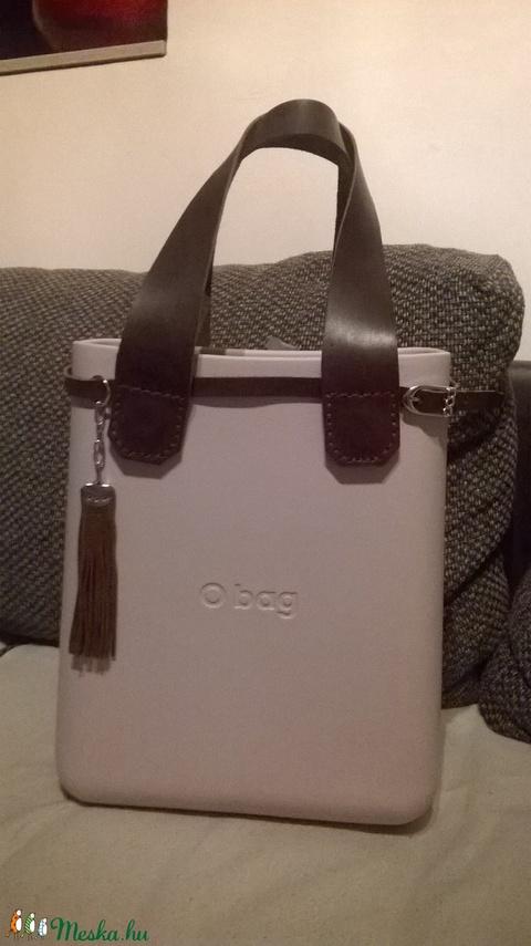 Táskadísz O Bag táskákhoz - Meska.hu