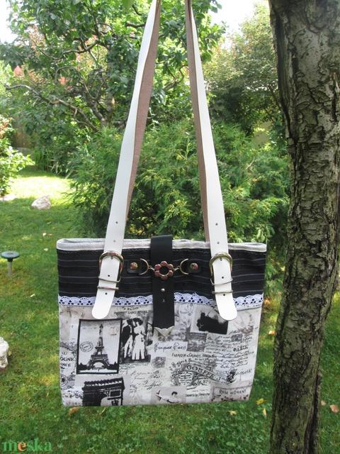 Vintage nosztalgia táska kisebb méretben - Meska.hu