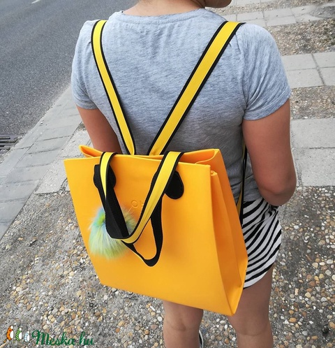 Szett,táskafül + pánt o bag táskához - Meska.hu