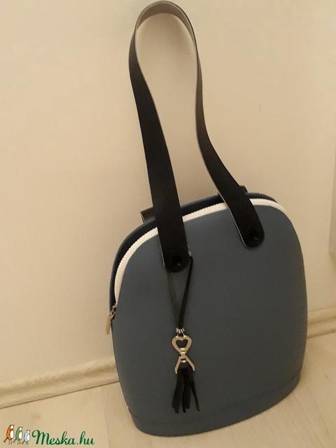 Mindkét oldalán használható O bag táskafül - Meska.hu