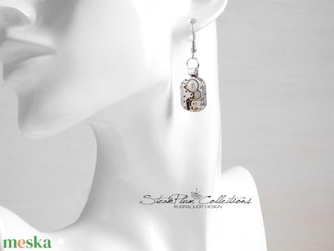 Miss Elizabeth Collier - fülbevaló - Meska.hu