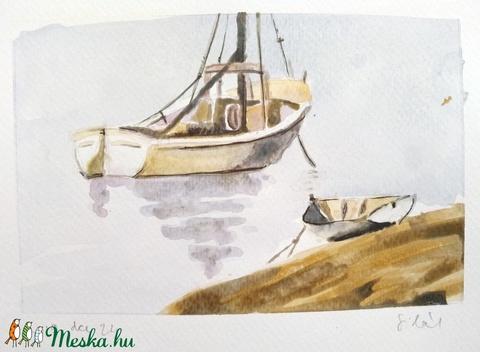 Csónak (szidor) - Meska.hu
