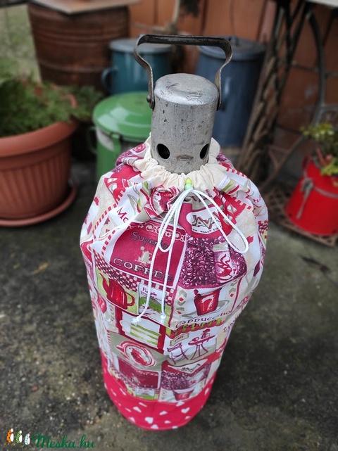 Gázpalack ruha