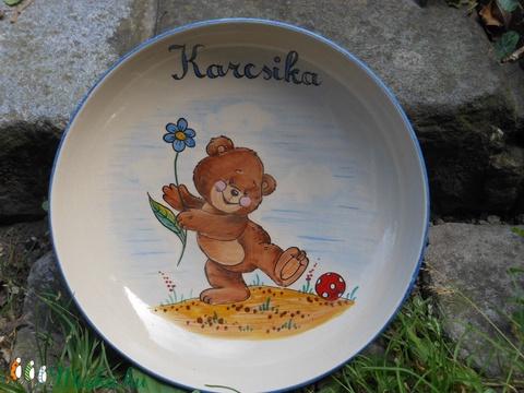Macis gyermek étkészlet (Talisman) - Meska.hu