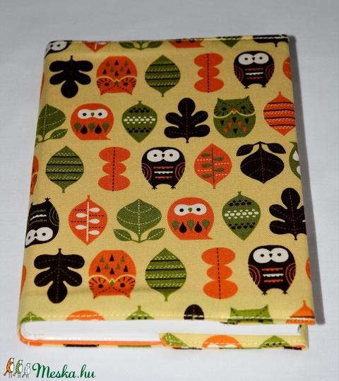 Baglyos könyvborító (tamarabook) - Meska.hu