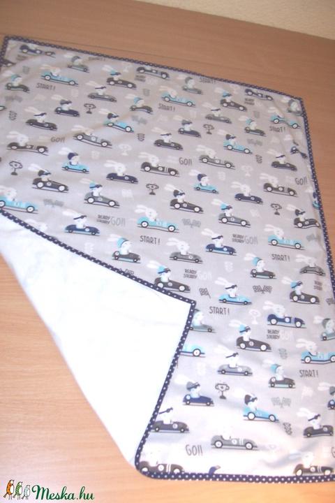 Akció! Baba takaró autós nyuszi 2000,-Ft (textilcseppek) - Meska.hu
