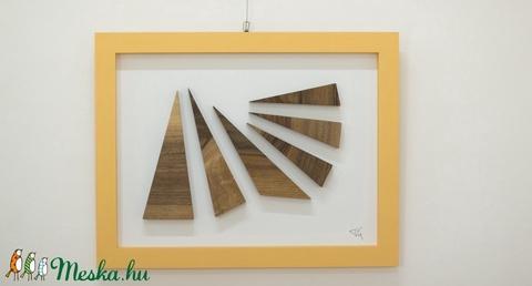 Modern kép (tgwoodworking) - Meska.hu