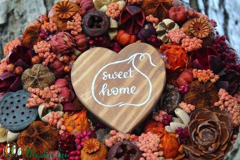 Sweet Home Autumn kopogtató (thefifthseason) - Meska.hu