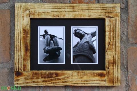 Képkeret két fényképhez (TomArtCollection) - Meska.hu