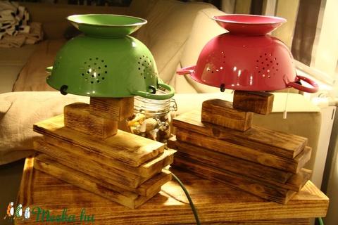 Éjjeli lámpa, Asztali lámpa, lámpa, Hangulatlámpa, Bauhaus (TomArtCollection) - Meska.hu