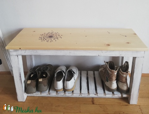 Pad - cipő pad pitypang (timika111) - Meska.hu