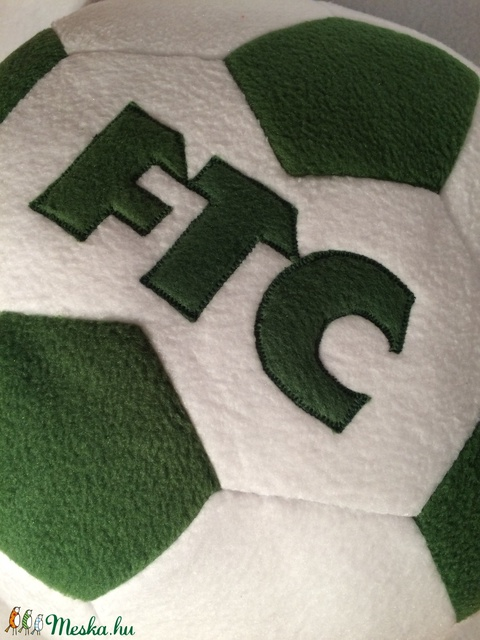 FTC focilabda párna (Timike7) - Meska.hu