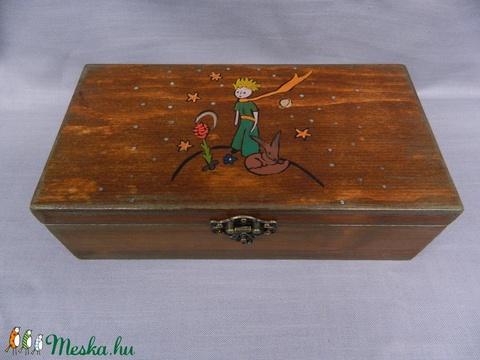 Kis Herceg doboz - Meska.hu