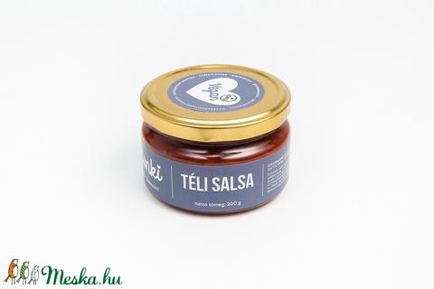 chilis téli salsa szósz (tunkitunki) - Meska.hu
