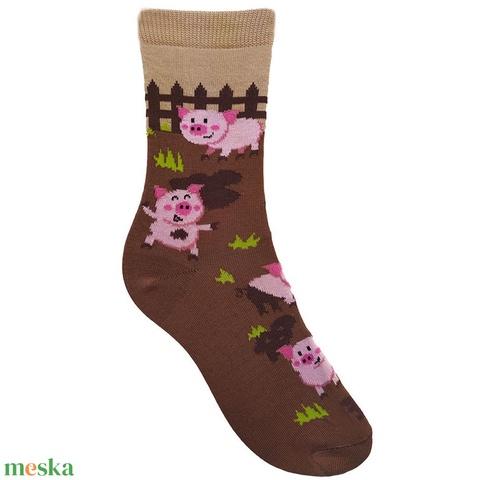 Malacos zokni - Meska.hu