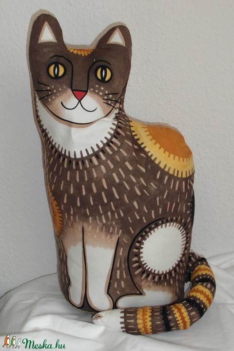 Macska  párna (vighilda) - Meska.hu