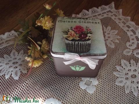Édességes sütis kekszes bonbonos doboz (vkbrigi86) - Meska.hu