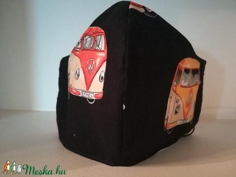 Volkswagen és retro érzés......szájmaszk, arcmaszk (VODIKA) - Meska.hu