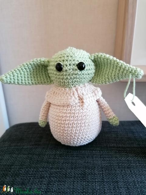 Yoda baby (WJulia) - Meska.hu