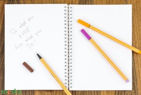 Fa borítású mandalás notesz, Gravírozott jegyzettömb, Bakancslista, Spirituális napló, Esküvői tervező - Meska.hu
