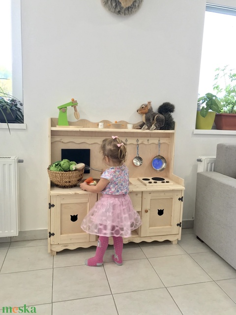 Baba konyha fából (Zoriakdesign) - Meska.hu