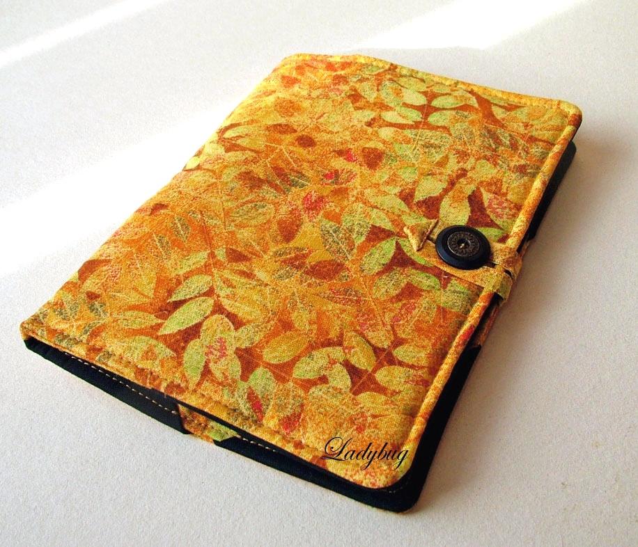 Sárguló levelek - Kindle tok  (ladybug67) - Meska.hu
