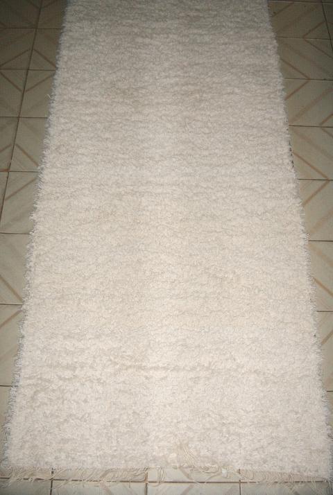Nyersfehér szőnyeg (szonyeg) - Meska.hu