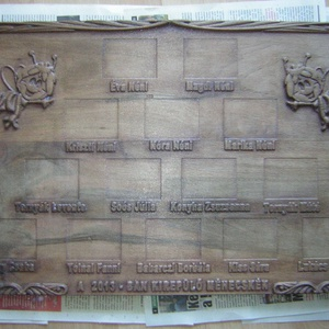 Ballagási tabló (3Dfamuves) - Meska.hu
