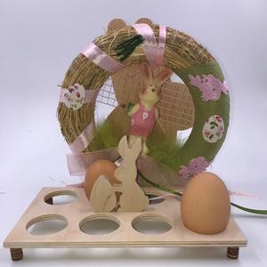 Húsvéti tojás tartó  (3Dfamuves) - Meska.hu