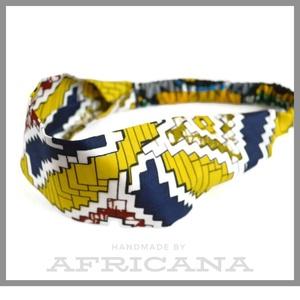 Afrikai mintájú , sárga fehér  színű textil női hajpánt, fejpánt, autentikus afrikai textiliából, Táska, Divat & Szépség, Ruha, divat, Hajbavaló, Hajpánt, Varrás, Nagy rajongója vagyok az afrikai stílusú textíliáknak , pompázatos színük, jellegzetes  mintájuk sem..., Meska
